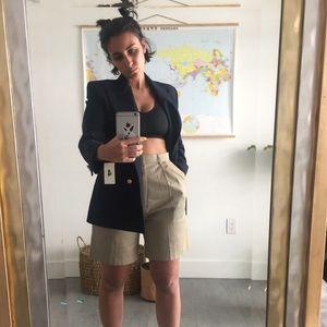 Vintage Bermuda Shorts